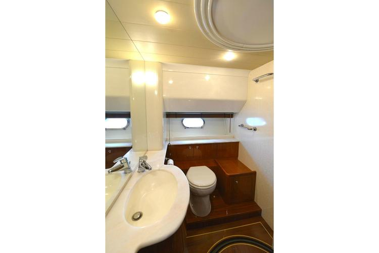 Boat for rent Ferretti 68.0 feet in Athens, Greece