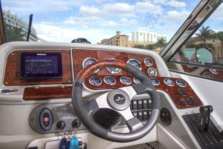 Cuddy cabin boat for rent in Miami