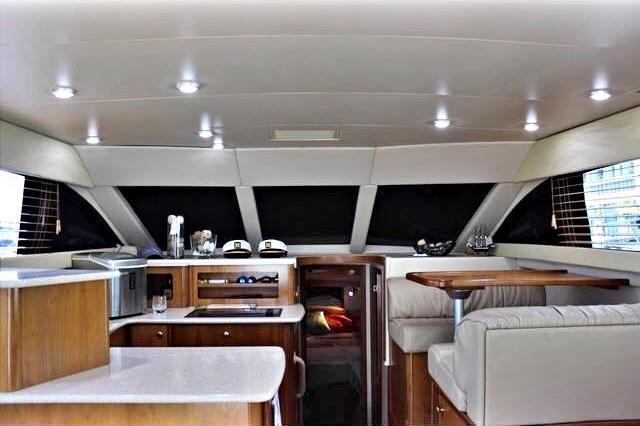 Boat for rent Meridian 38.0 feet in Portofino Yacht Club, FL