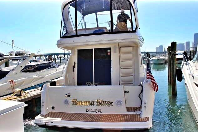 Motor yacht boat rental in Portofino Yacht Club, FL