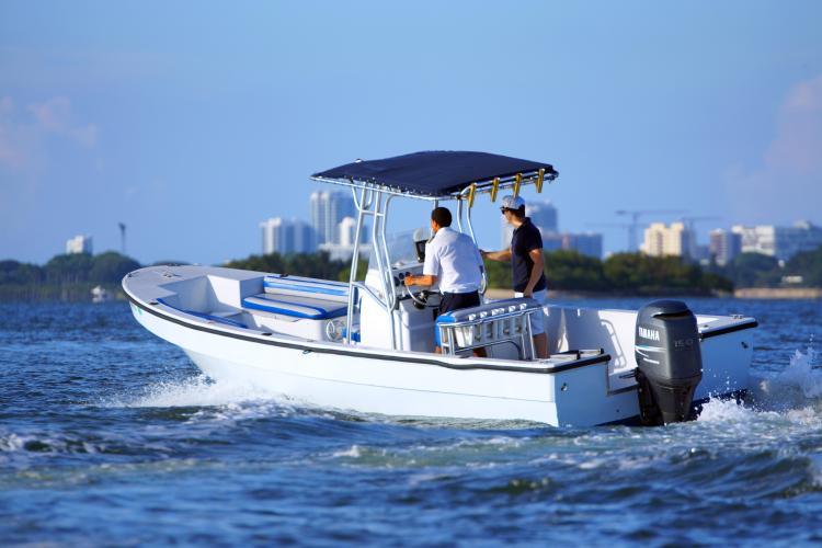 Panga's 26.0 feet in Miami Beach