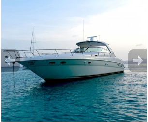 Enjoy the ultimate luxury charter of St. Thomas!