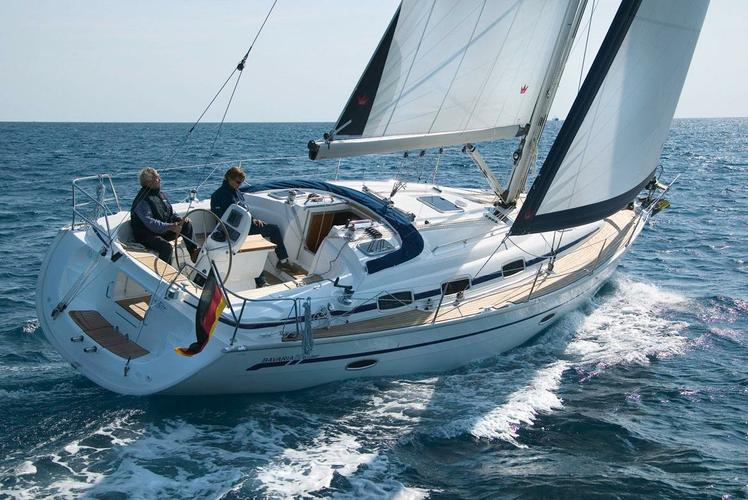 Plot a new adventure on this Bavaria 39