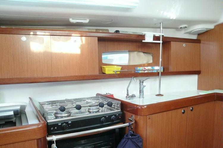 Boat for rent Beneteau 40.0 feet in Athens, Greece