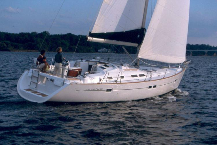 Boating is fun with a Beneteau in Athens