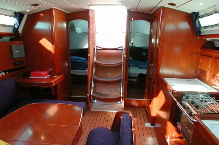 Boat for rent Beneteau 42.0 feet in Athens,