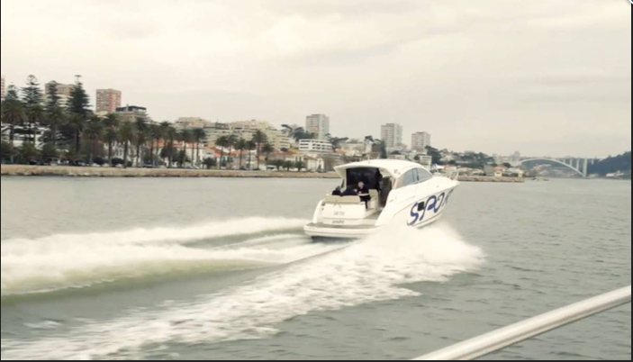 Boating is fun with a Beneteau in Porto