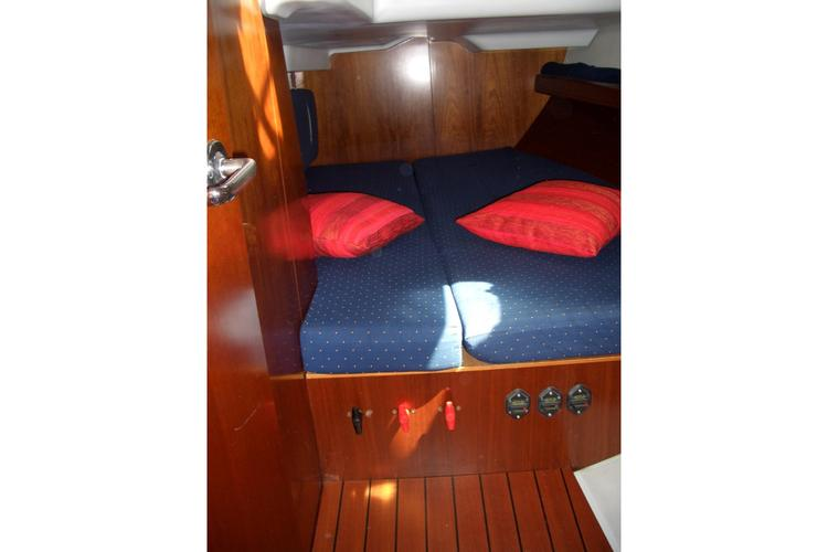 Beneteau boat for rent in Punta Ala