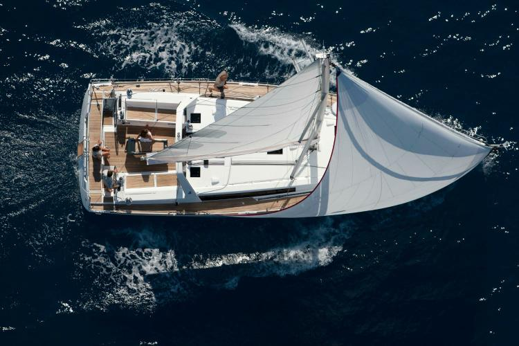 Beneteau's 45.0 feet in Athens