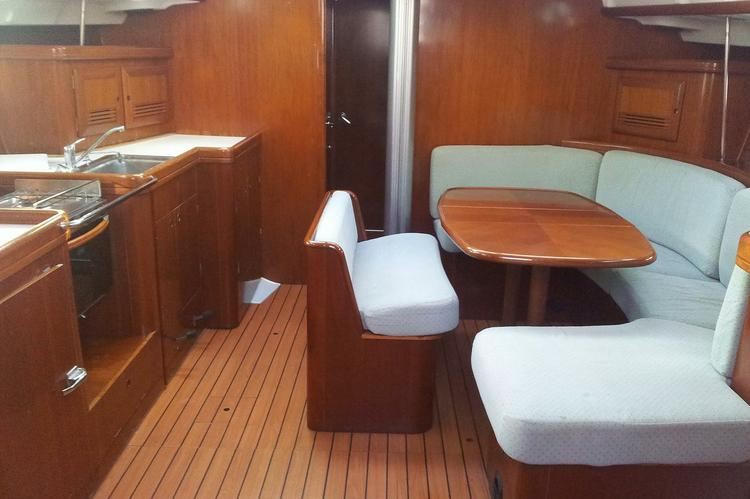 Boat for rent Beneteau 47.0 feet in La Lonja Marina, Palma de Mallorca, Spain
