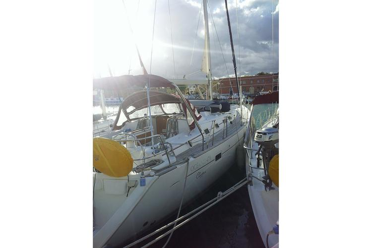 47.0 feet Beneteau in great shape