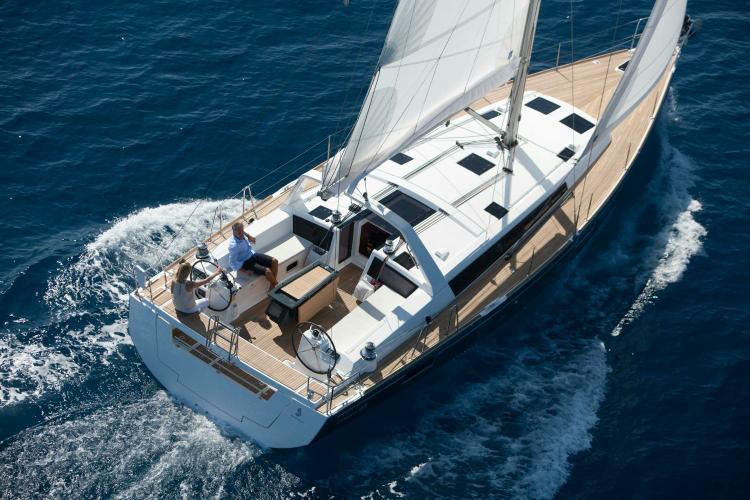 48.0 feet Beneteau in great shape