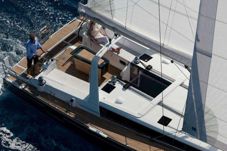 Boat for rent Beneteau 48.0 feet in Athens, Greece