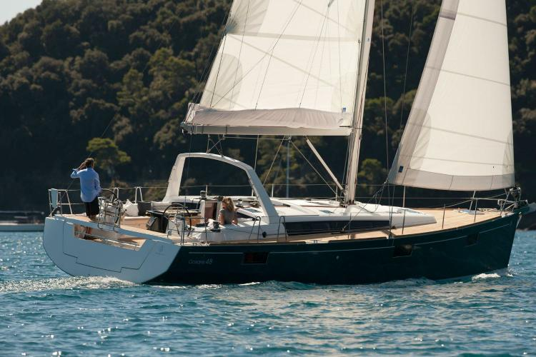 Beneteau's 48.0 feet in Athens