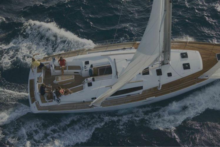 54.0 feet Beneteau in great shape