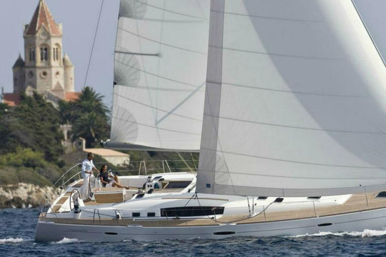 Beneteau's 54.0 feet in Athens