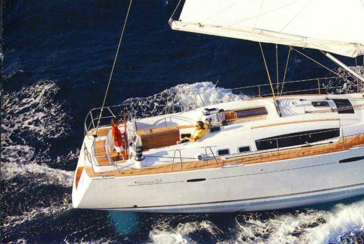 Boat for rent Beneteau 54.0 feet in Athens, Greece