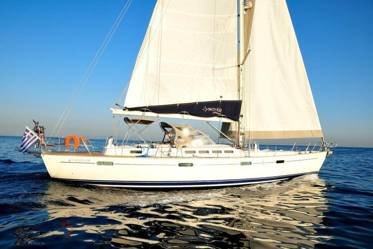 Beneteau's 57.0 feet in Athens