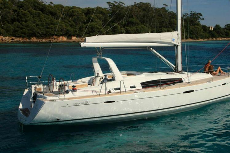 Beneteau's 50.0 feet in Athens