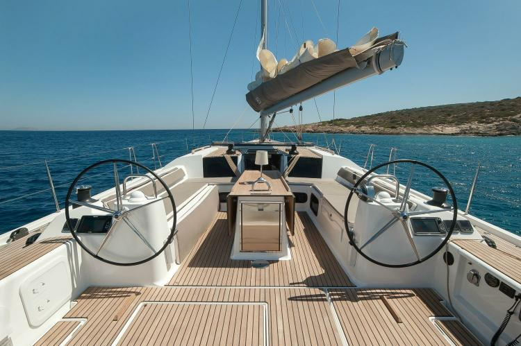 Boat for rent Dufour 56.0 feet in Athens, Greece