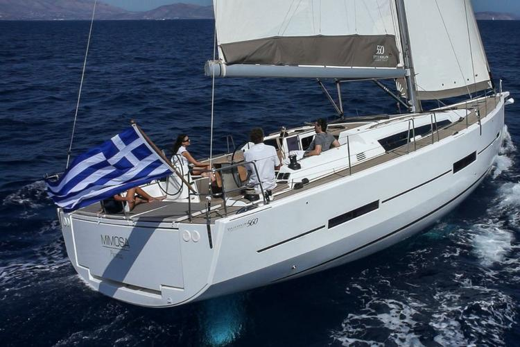 Dufour boat for rent in Athens