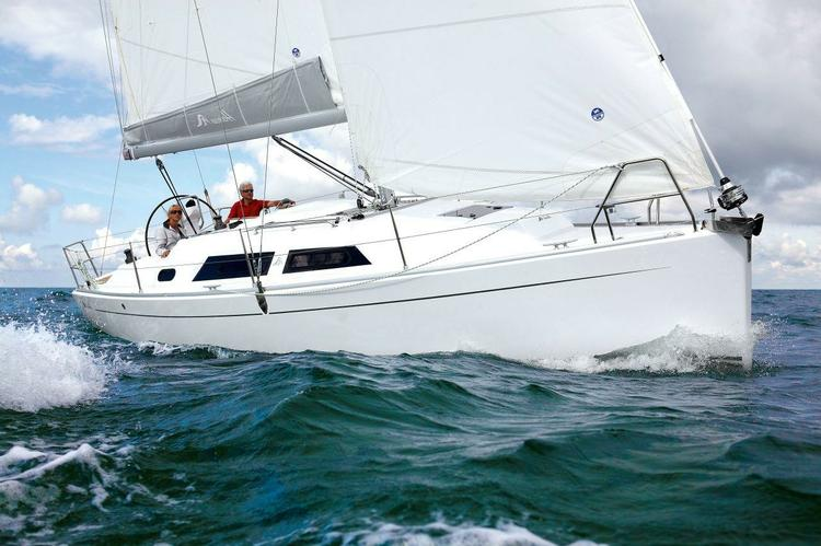 Enjoy a romantic getaway on this beautiful cruiser