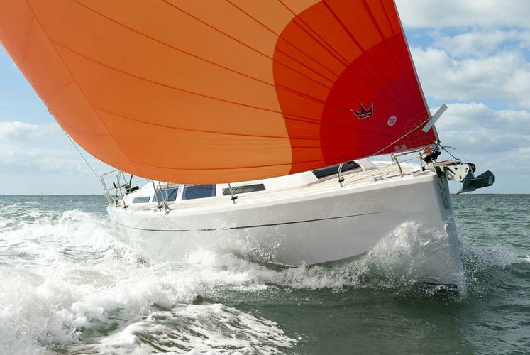 Boat for rent Hanse 34.0 feet in Athens,