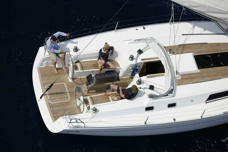 Hanse boat for rent in Athens