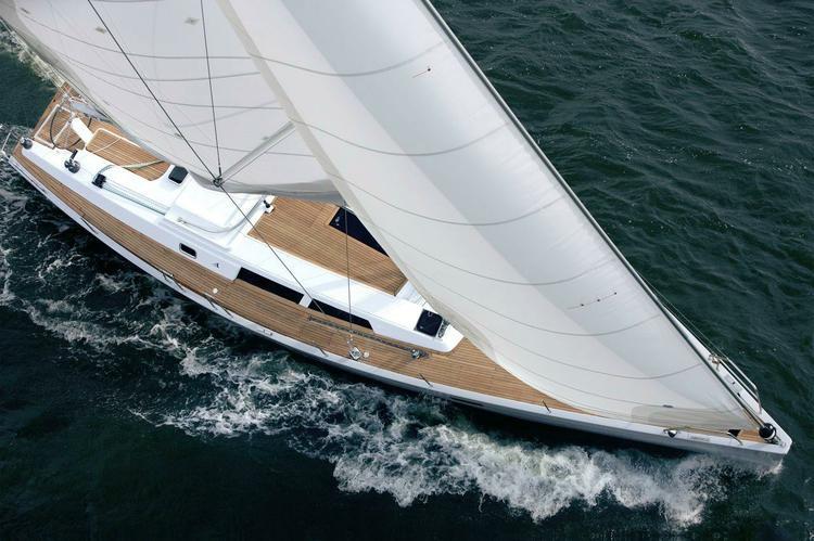 47.0 feet Hanse in great shape