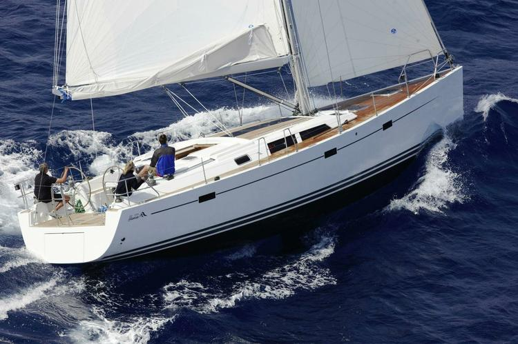 Boat for rent Hanse 47.0 feet in Athens, Greece