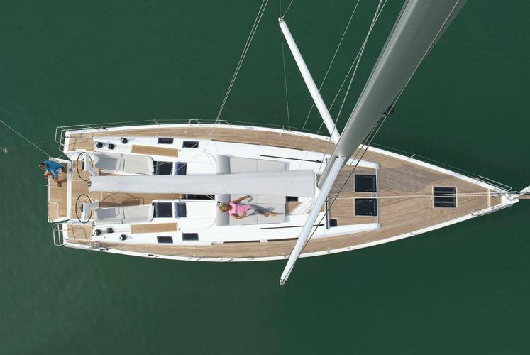 Boat for rent Hanse 50.0 feet in Athens, Greece