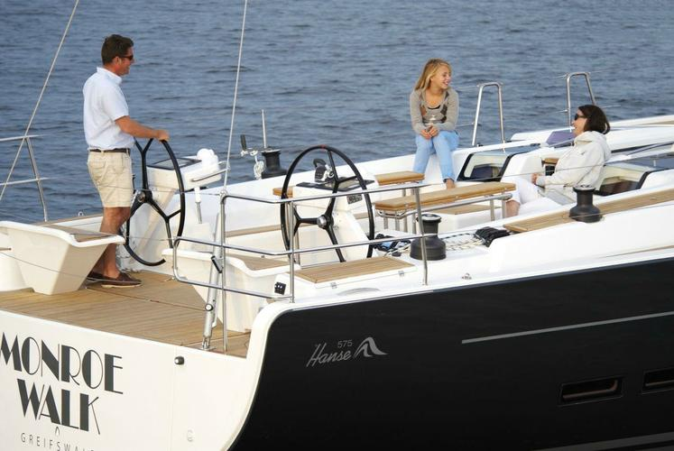 Boat for rent Hanse 57.0 feet in Athens, Greece