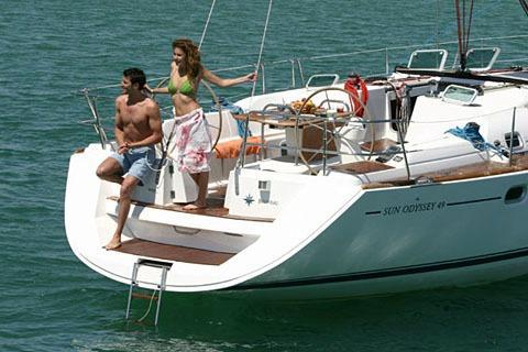 Boat for rent Jeanneau 49.0 feet in Athens,