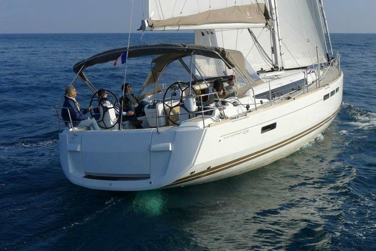 50.0 feet Jeanneau in great shape