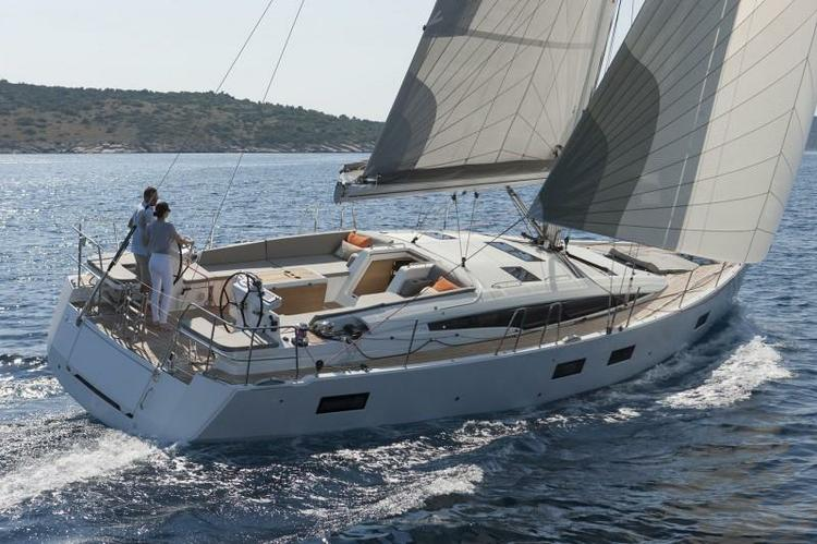 Plot a new adventure around the Med with this gorgeous yacht