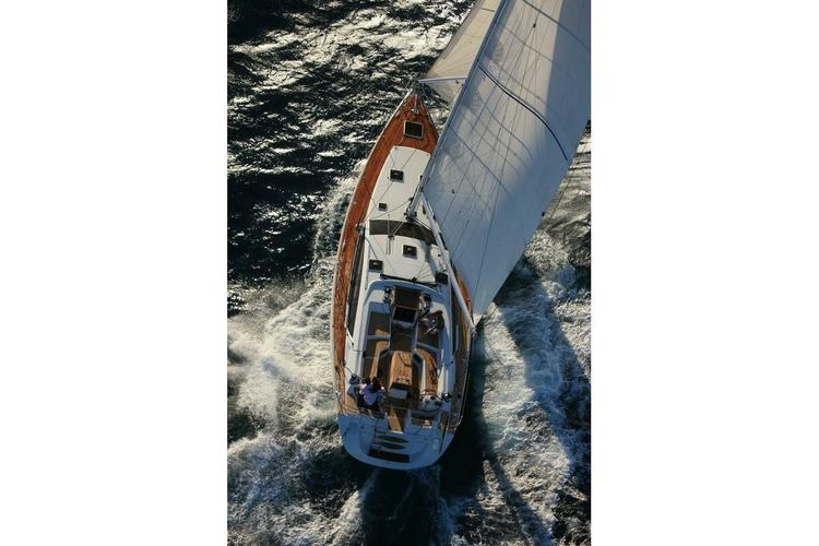 Boat for rent Jeanneau 53.0 feet in Athens, Greece