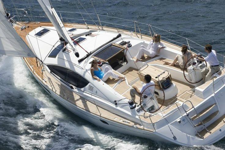 Boat for rent Jeanneau 54.0 feet in Athens, Greece