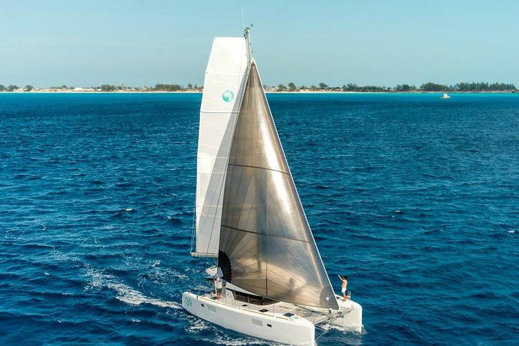 Boat for rent Lagoon 39.0 feet in Athens, Greece