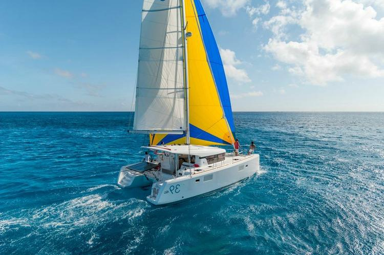 Catamaran boat rental in Athens,