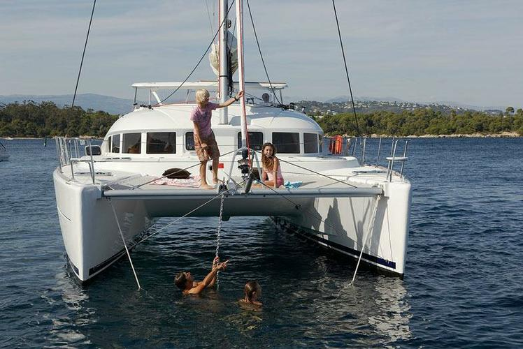 Boat for rent Lagoon 38.0 feet in Athens, Greece