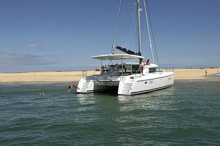 Boat for rent Lagoon 42.0 feet in Athens, Greece
