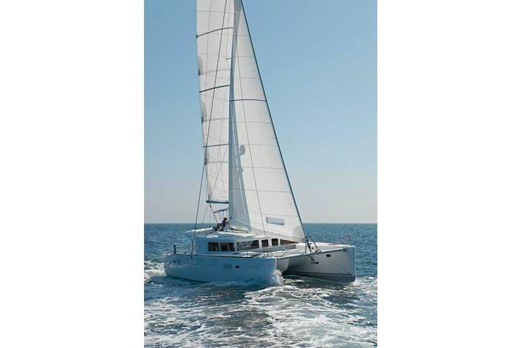 Boat for rent Lagoon 46.0 feet in Athens, Greece