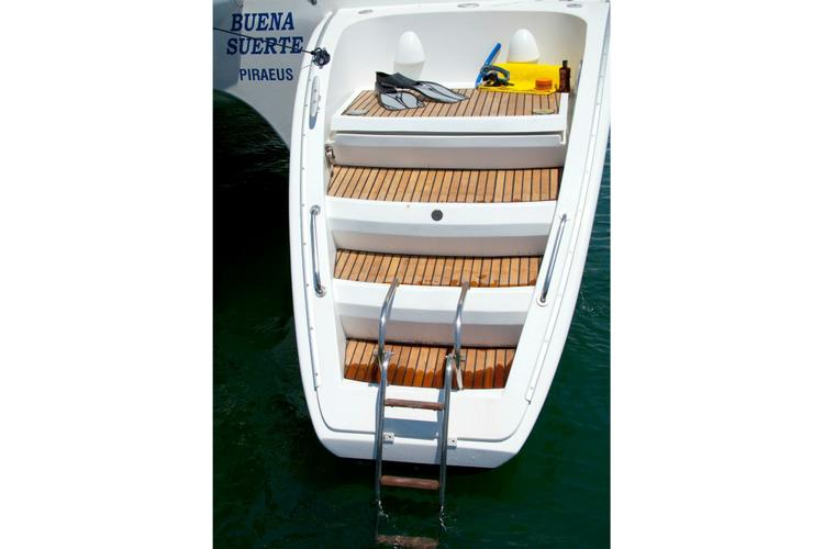 Boat for rent Lagoon 47.0 feet in Athens, Greece