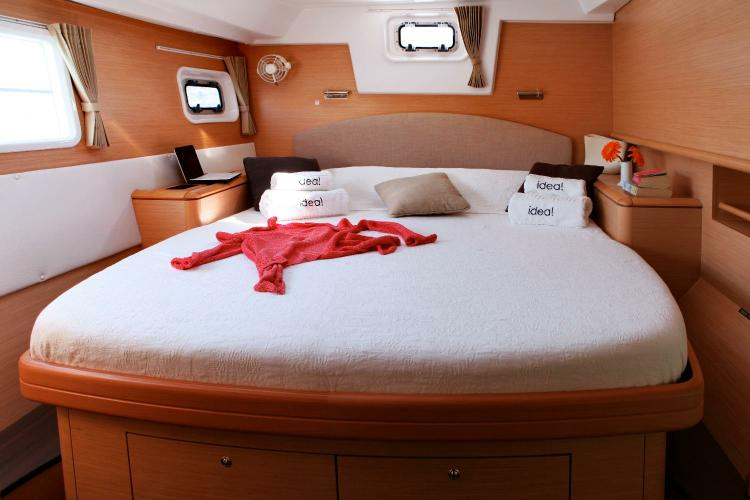 Boat for rent Lagoon 50.0 feet in Athens,