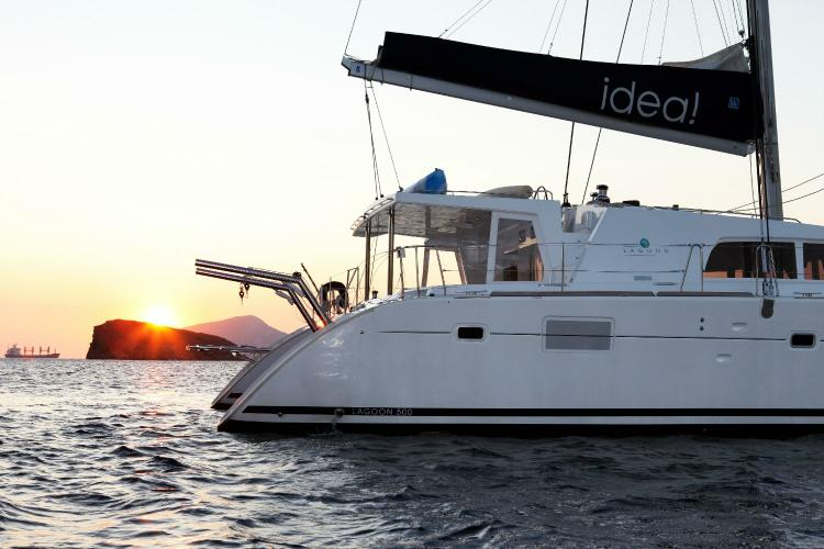 Enjoy a perfect family holiday on this spacious catamaran