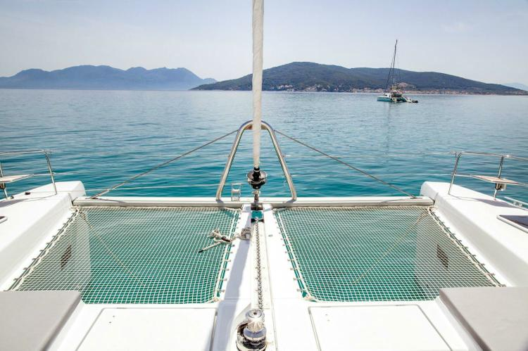Boat for rent Lagoon 52.0 feet in Athens,