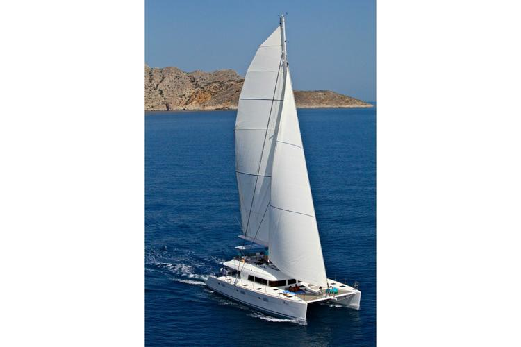 Boat for rent Lagoon 62.0 feet in Athens, Greece