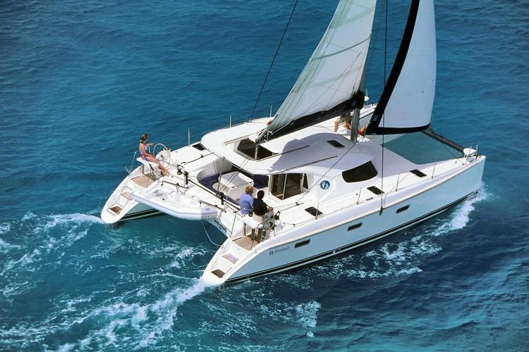 Boat for rent Nautitech 40.0 feet in Athens,