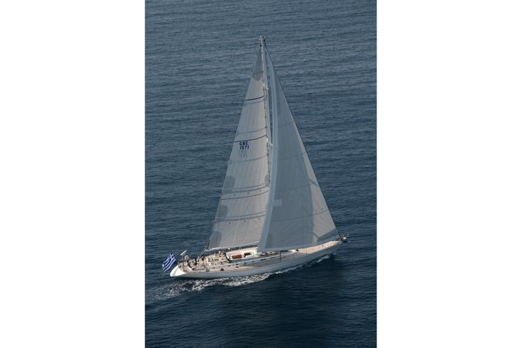 Cruiser racer boat for rent in Athens