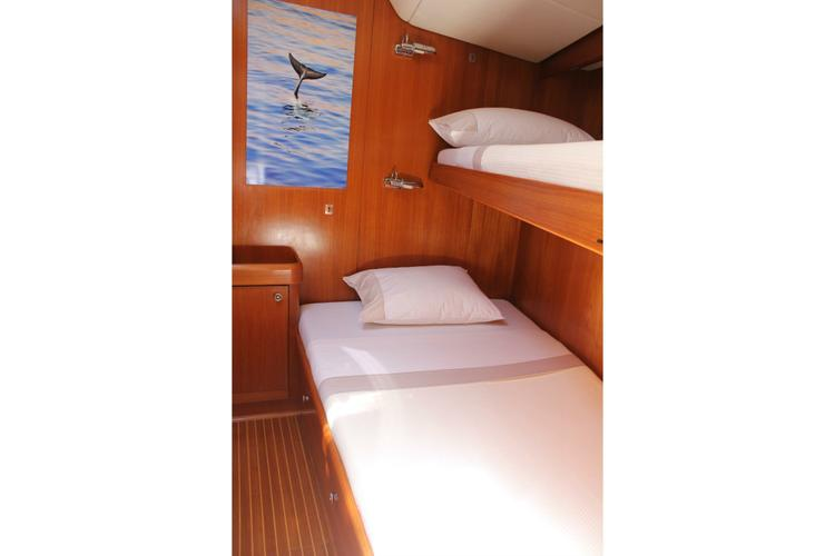 Discover Athens surroundings on this 80 Nautor's Swan boat